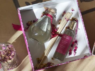 """""""Coffret parfums de maison"""" - Geschenk-Set Raumduft"""