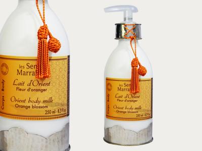 """""""Lait d Orient"""" - Körpermilch Fleur d'oranger"""