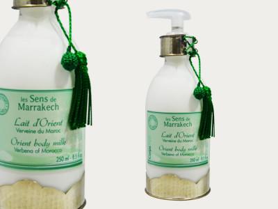 """""""Lait d'Orient"""" - Körpermilch Verveine du Maroc"""