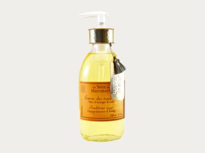 """Savon de traditions"" - Flüssige Handseife Fleur d'oranger & miel"