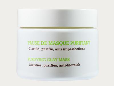"""Pause de Masque purifiant"" - Klärende Reinigungsmaske"