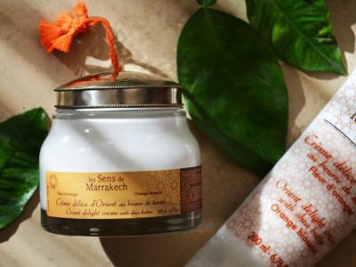 """""""Crème délice d'Orient"""" - Körpercreme Fleur d'oranger"""