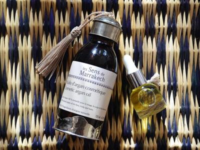 """""""Huile d'argan cosmétique"""" - 100% natürliches Arganöl 125 ml"""